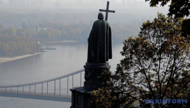 На Володимирській гірці з'явиться 12-метровий архістратиг Михаїл