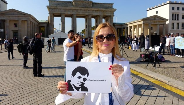 Творець групи #FreeSushchenko: в РФ майже 50 українських політв'язнів