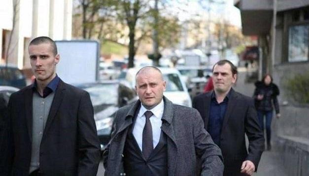МЗС перевіряє, чи дійсно екс-охоронець Яроша — у СІЗО в Росії