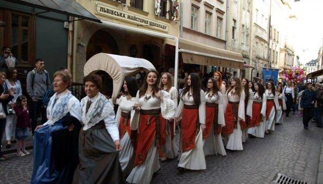 Дні Хорватії у Львові: гості привезли мистецькі події й смаколики