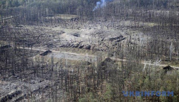 У Калинівці й далі фіксують поодиноку детонацію боєприпасів