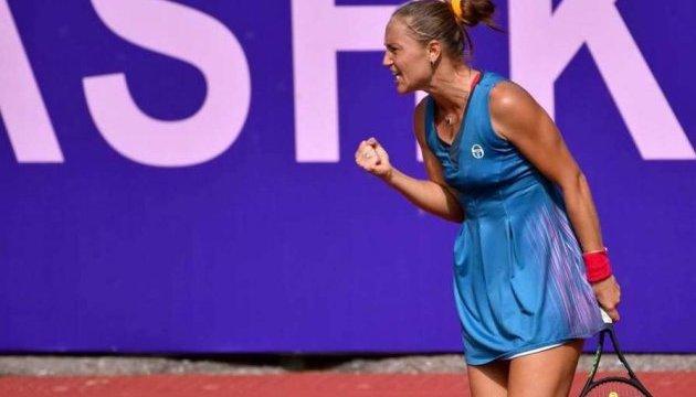 Украинка Екатерина Бондаренко выиграла турнир WTA в Ташкенте
