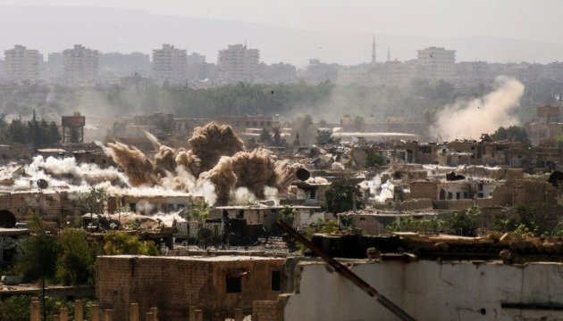 Експерти ООН довели: ІДІЛ і війська Асада застосовували хімічну зброю в Сирії