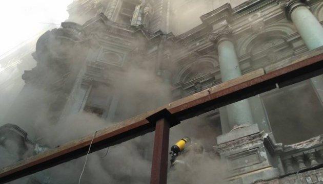 Мерія Одеси відновить дім Руссова, який кілька разів підпалювали