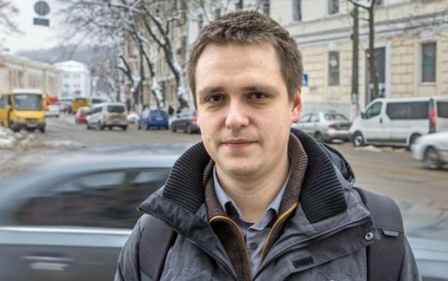 """Дмитро Беспалов, гендиректор """"А+С Україна"""""""