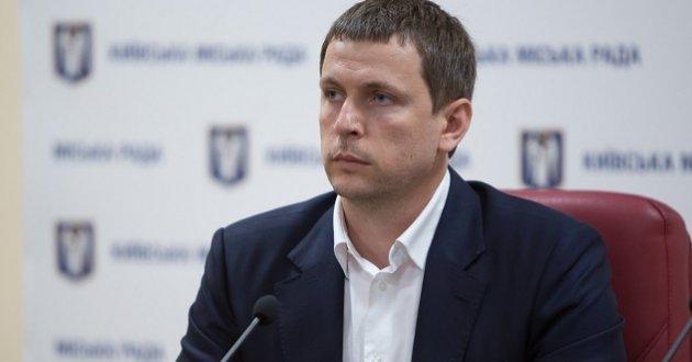 Сергій Симонов, директор Департаменту транспортної інфраструктури