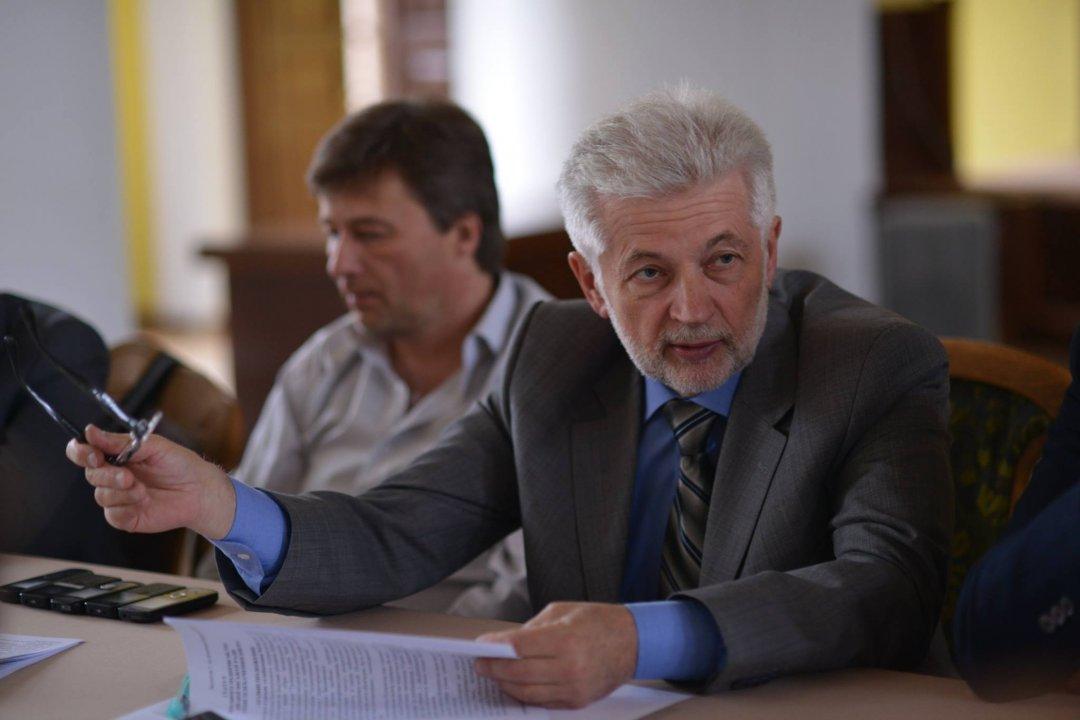 Олександр Сергієнко, директор аналітично-дослідницького центру «Інститут міста»