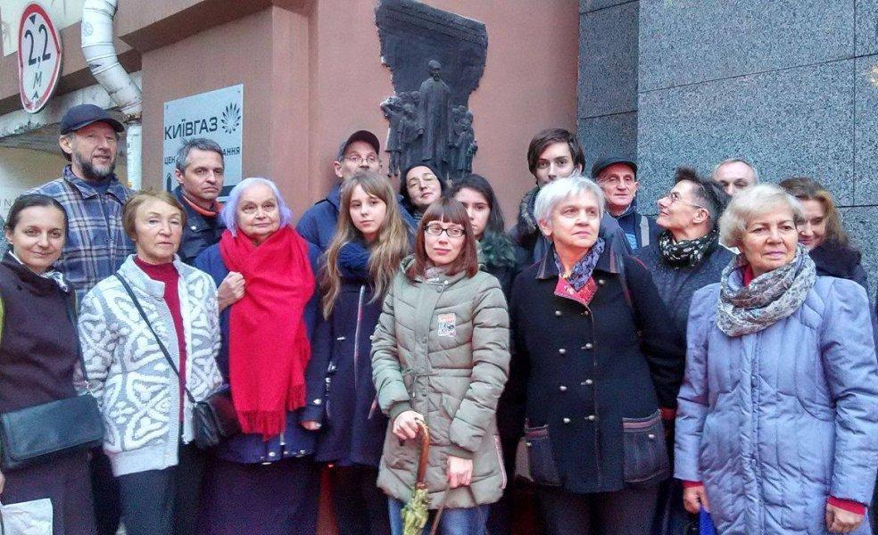 Члены украинской общества Януша Корчака почтили выдающегося педагога в дни его памяти