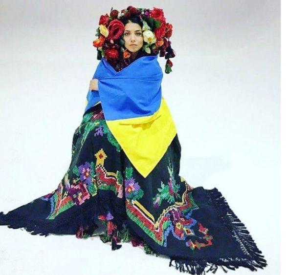 На фото: Уляна Пчолкіна