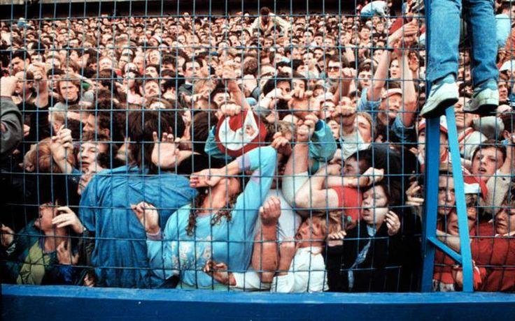 Трагедія на стадіоні «Хіллсборо» у 1989 році