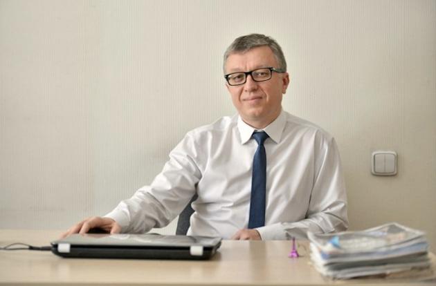 Тарас Козак, засновник і президент української інвесткомпанії УНІВЕР // Фото: LB.ua