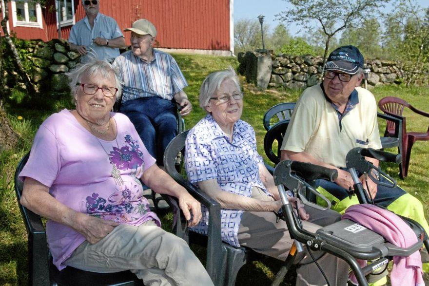 Естонські пенсіонери // Фото: Smålänningen