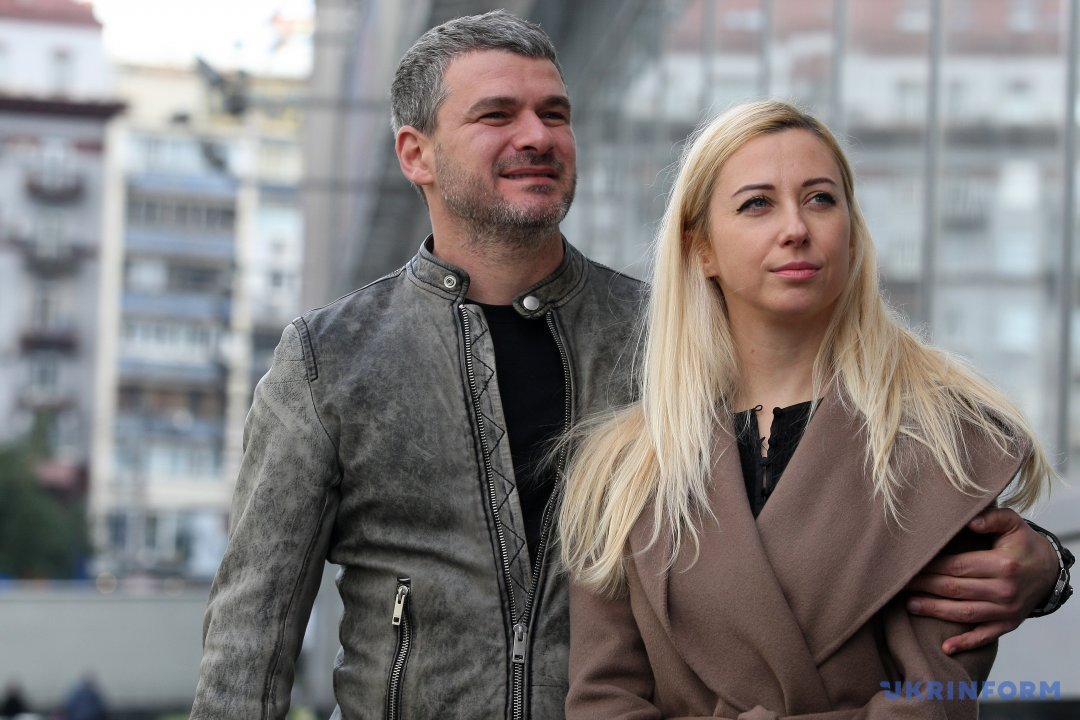 Арсен Мірзоян та Тоня Матвієнко