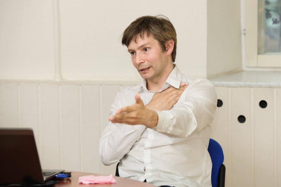 Данило Монін, незалежний економіст, в.о. директора Інституту прикладних систем і технологій