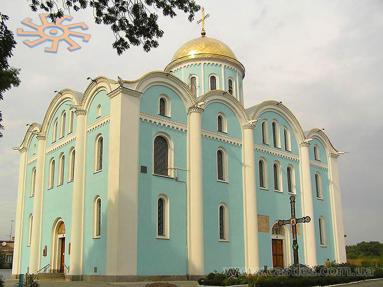 Успенський собор у Володимирі-Волинському