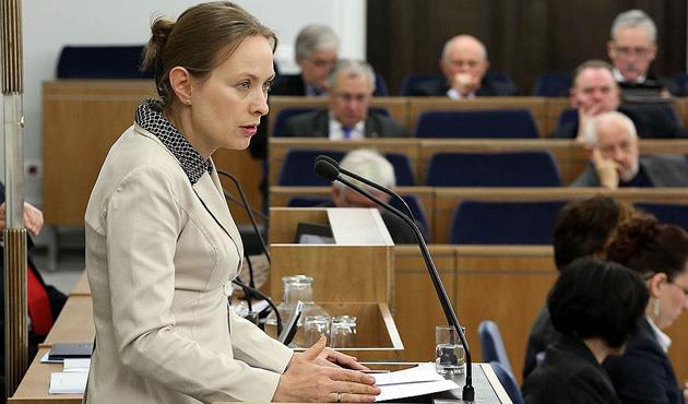 Катажина Пелчинська-Наленч / Фото: Wikipedia