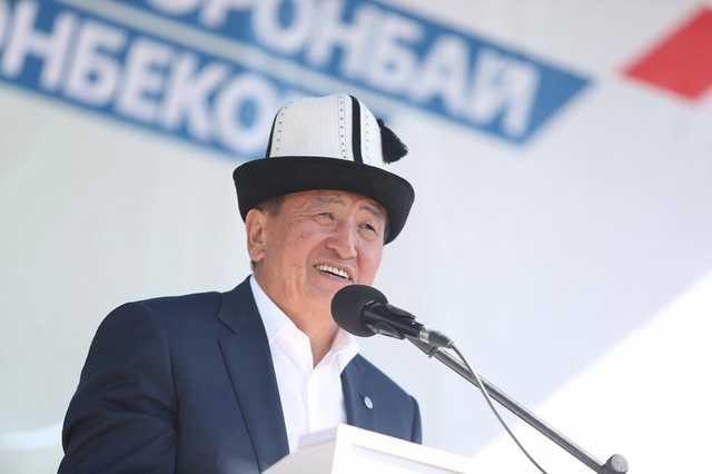 На виборах президента Киргизстану переміг кандидат від правлячої партії