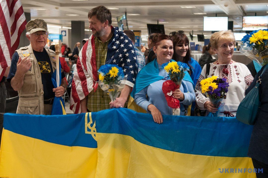 НаМарафоне морской пехоты США украинцы завоевали десять наград