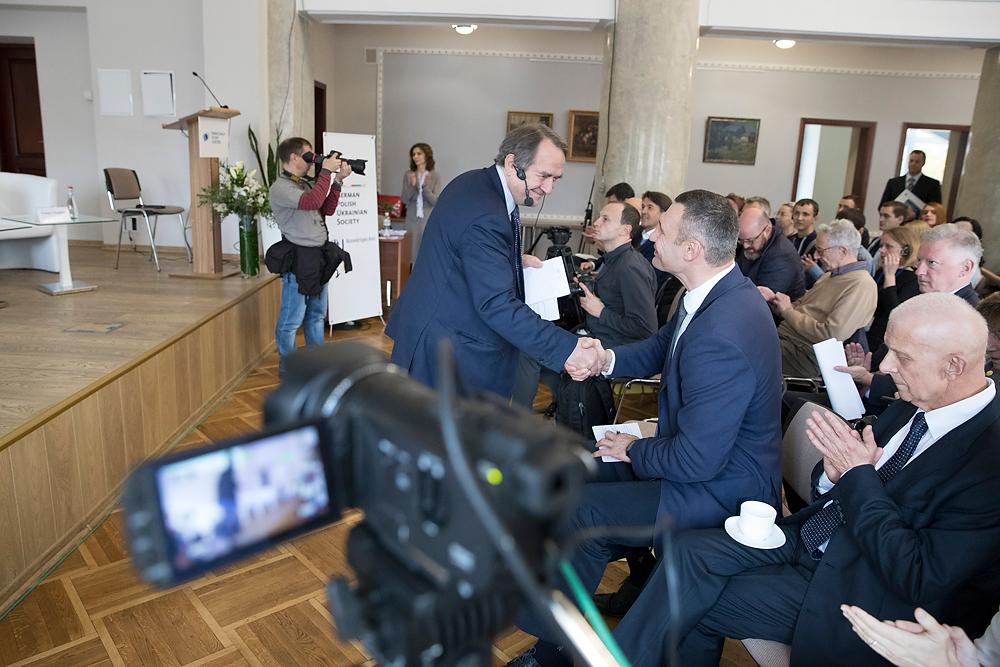 Улицы столицы Украины будут контролировать еще три тысячи камер— Виталий Кличко