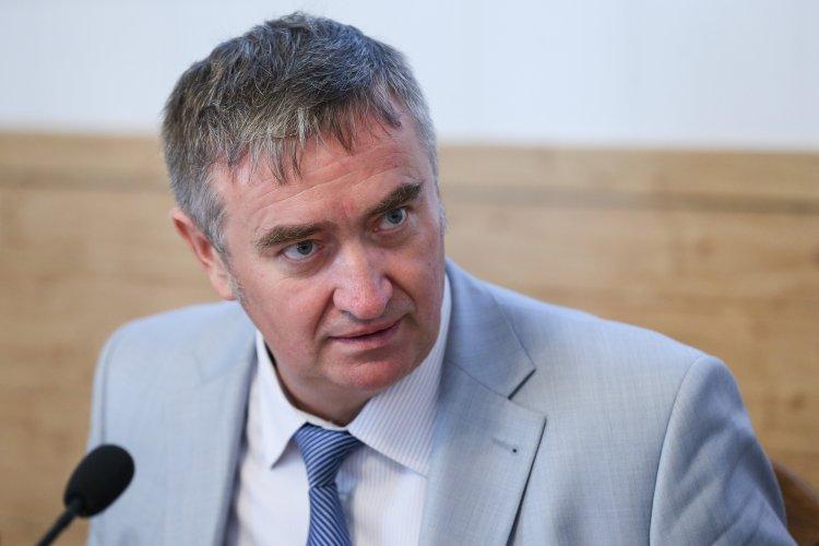 Микола Шамбір, заступник Міністра соціальної політики України