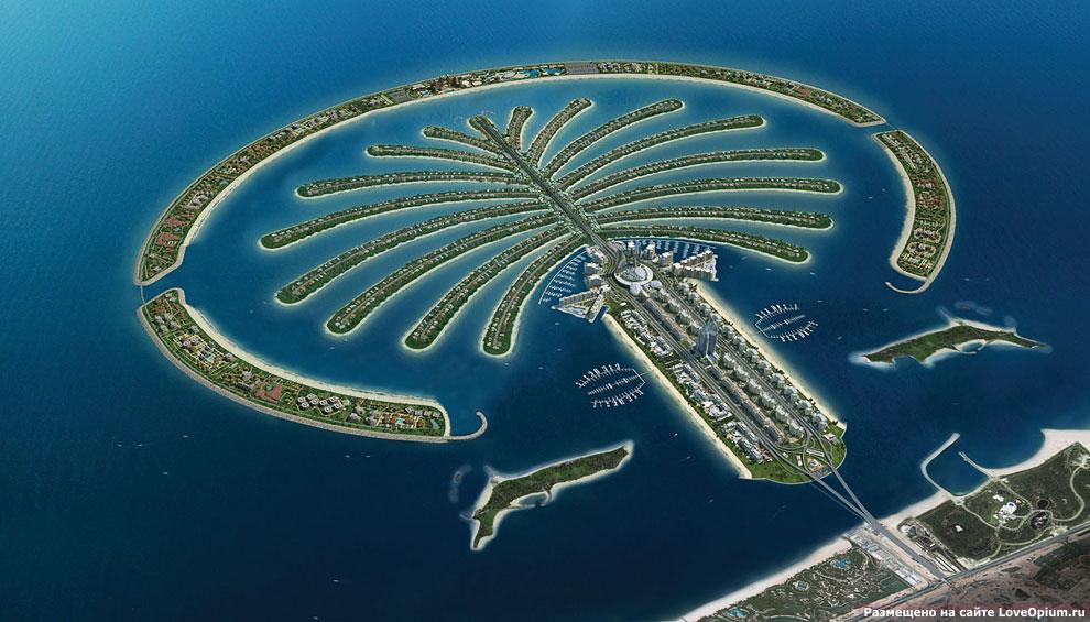Пальмові острови (Дубаї, ОАЕ)