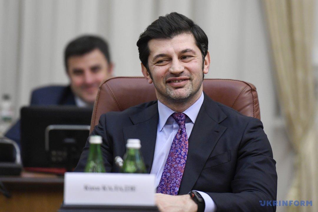 Мер Тбілісі Кахабер Каладзе