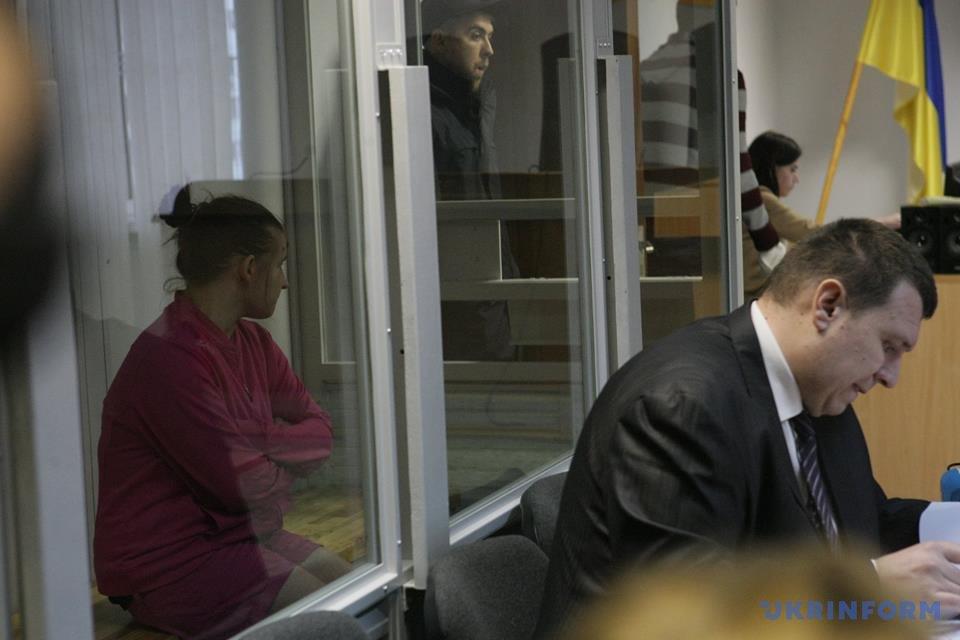 Похитительницу малыша вКиеве суд отправил под домашний арест на3 месяца