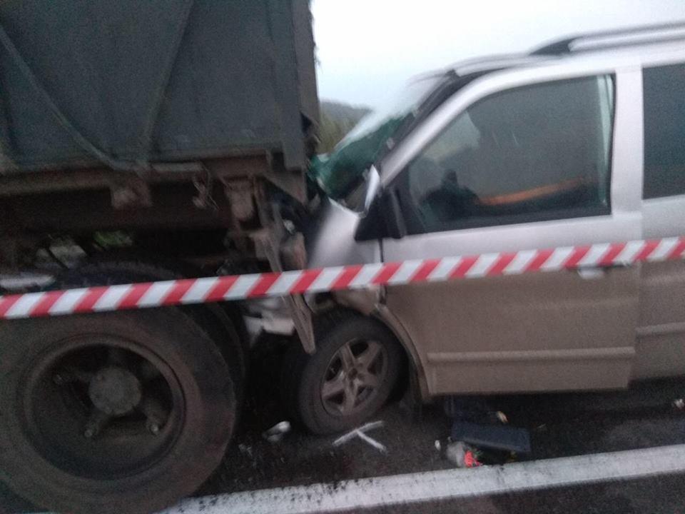 ВНиколаевской области пострадали семь человек вДТП