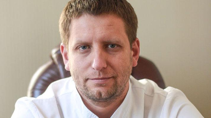 Владислав Сова, нарколог, психіатр Наркологічної клініки Петра і Павла // Фото: golos.ua