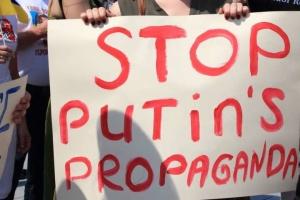 """""""Настамнєт"""" від кремлеЗМІ у Євросоюзі назвали """"брехнею тижня"""""""