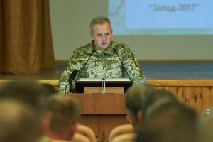 Муженко заявляет о признаках спецопераций РФ на улицах некоторых городов Украины