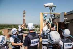OSCE監視団、10月20日の停戦違反を3回と報告