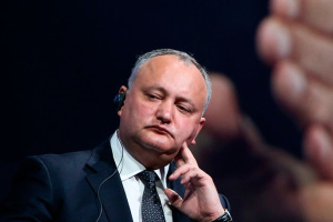 Додон предложил своему советнику возглавить правительство Молдовы