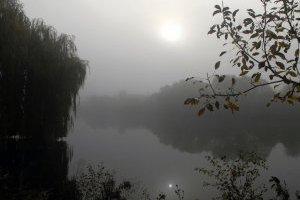 Низку областей України накрив туман