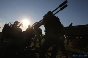 """Od początku """"wiosennego rozejmu"""" zginęło pięciu ukraińskich żołnierzy"""