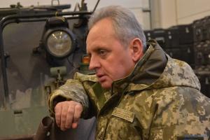 Підрозділи, які билися за Іловайськ, не підпорядковувалися штабу АТО - Муженко