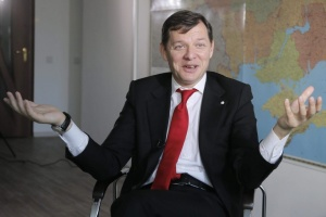 El Partido Radical nomina a su líder Liashko para presidente