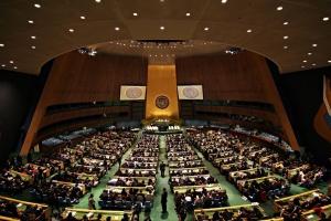 Порошенко в пятую годовщину начала агрессии РФ выступит на Генассамблее ООН