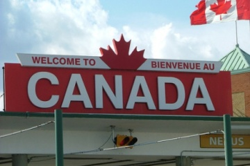 Canadian opposition supports abolition of visas for Ukrainians