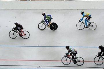 Ucrania gana cuatro medallas en el Campeonato Europeo de Ciclismo en Pista