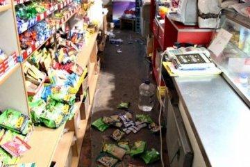 Désastre dans un magasin à cause de deux ratons laveurs!
