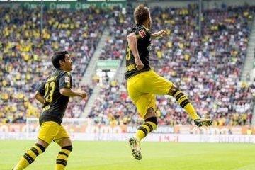 Yarmolenko, uno de los mejores jugadores de la 7 ronda de la Bundesliga