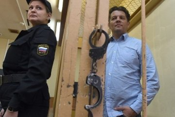 EP to demand Moscow free Sushchenko and other political prisoners