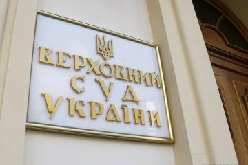 Obergerichtshof genehmigt Einbehaltung der Entschädigung für enteignetes Vermögen auf der Krim