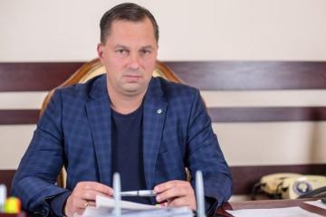L'ancien chef de la police de la région d'Odessa arrêté
