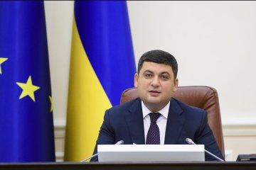 Gesundheitsreform: Hrojsman appelliert an Parlamentsabgeordnete