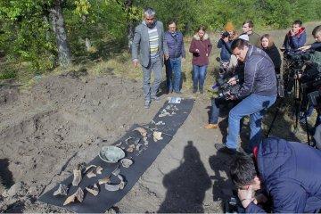 Археологи знайшли одну з найдавніших осель поблизу Дніпра
