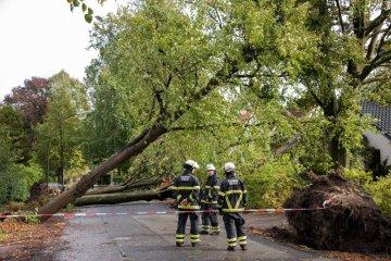 Fast 200 Ortschaften nach dem Unwetter ohne Strom