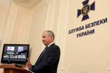 Ukraine's Security Service chief: 108 people still held captive in Donbas