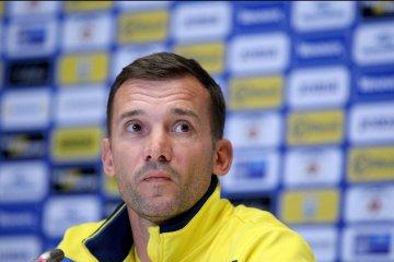 Trotz WM-Aus: Schewtschenko bleibt vorerst Nationaltrainer